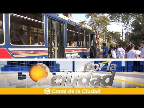 """<h3 class=""""list-group-item-title"""">Boleto estudiantil: los alumnos porteños podrán viajar gratis en colectivo - Por la ciudad</h3>"""