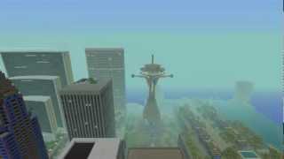 Die Größte Stadt ever in Minecraft