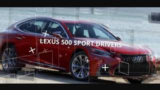 HOT NEW Lexus LS 500 F Sport Drivers  Notes Review