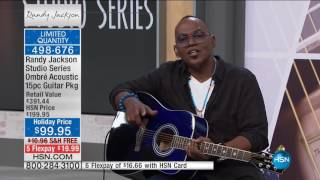 HSN | Randy Jackson Holiday Concert 12.09.2016 - 07 PM