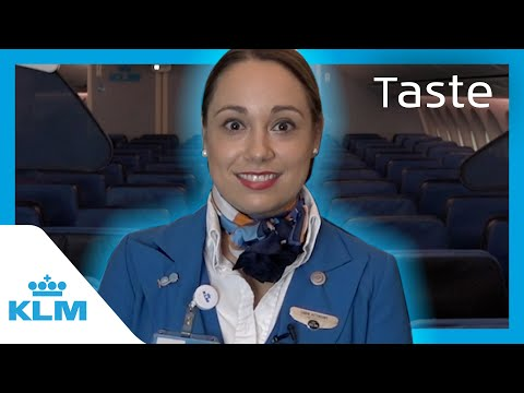 KLM What The FAQ: Does Flying Affect Your Taste?