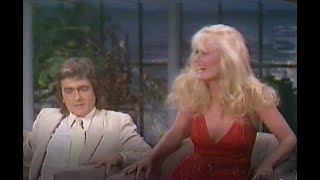 Johnny Carson Show with Dudley Moore and Laurene Landon 1981
