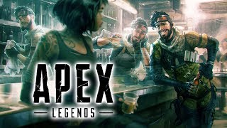 Zadyma za strefą (16) Apex Legends