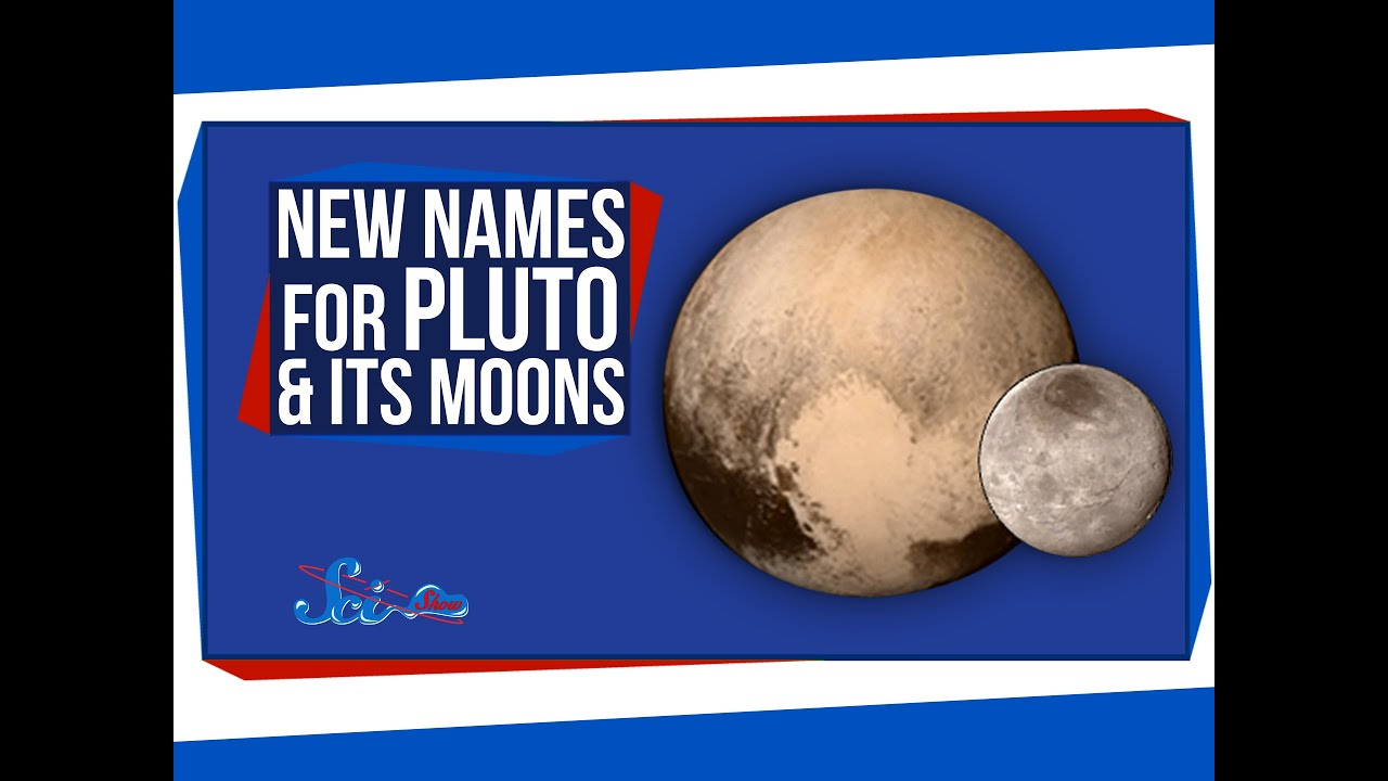 Spock, Hillary, Cthulhu & Other New Names for Pluto and ...