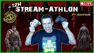 Stream-Atlhon 1 - On s