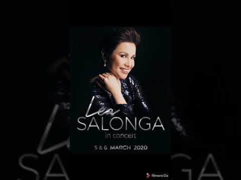 Lea Salonga in Concert at Dubai Opera – On My Own (Les Miserables)