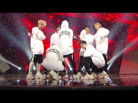 《POWERFUL》 iKON - BLING BLING @인기가요 Inkigayo 20170604