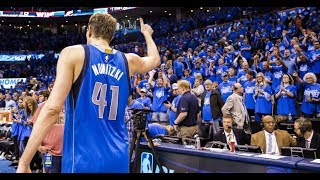 Dirk Nowitzki Retirement Tribute || NBA Pioneer