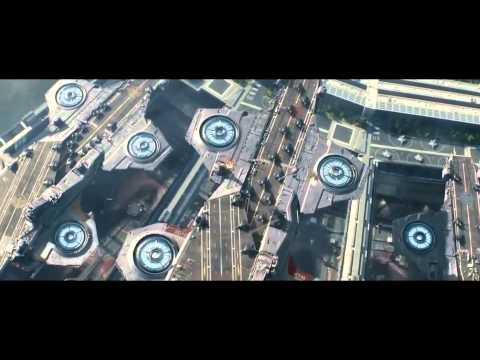 Marvel Rescored: Helicarrier Firefight (Captain America: The Winter Soldier)