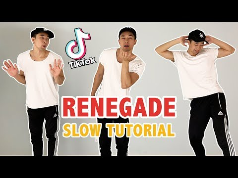 Renegade Tik Tok Tutorial (K Camp - Lottery) | Step By Step Dance Tutorial