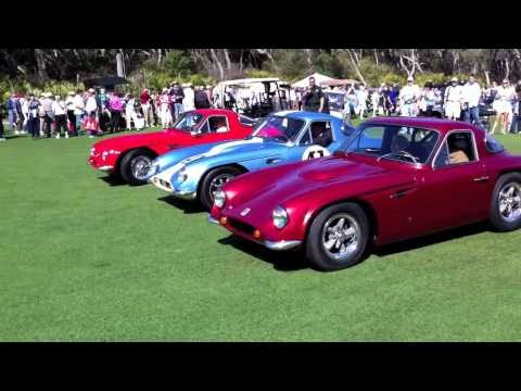 tvr griffith tribute at 2011 amelia island concours d 39 elegance youtube. Black Bedroom Furniture Sets. Home Design Ideas