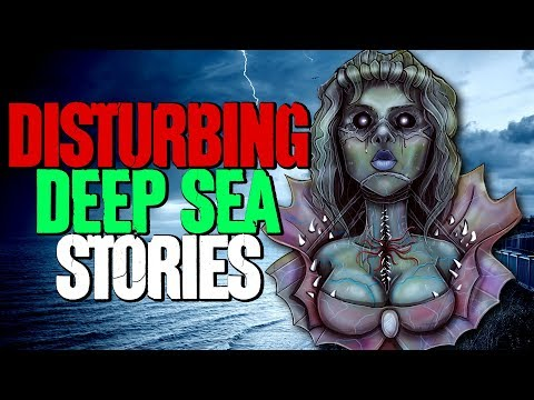 5 DISTURBING Deep Sea Discoveries