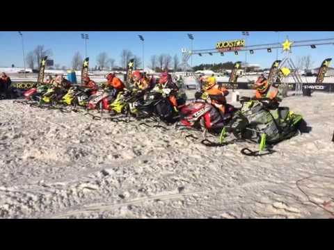Barrie Snowcross Highlights 2017 - Country Corners Race Team