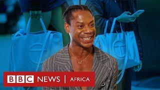 Telfar Clemens: 'I make clothes, I don't just make bags' - BBC Africa