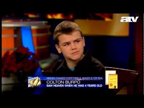 Colton Burpo   A menny létezik letöltés