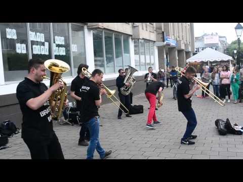 5. Вуличні музиканти