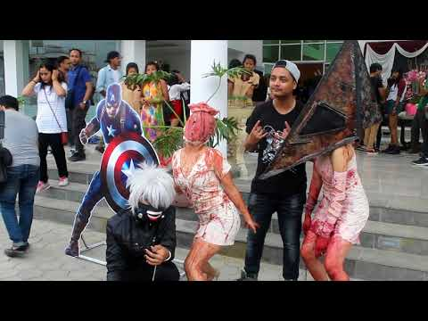 Comic and Cosplay Event Nepal - Fabsity