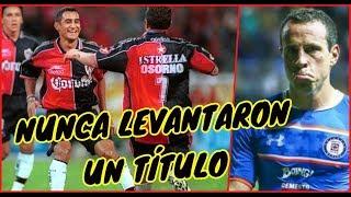 6 Jugadores Mexicanos Que Nunca Fueron Campeones En Liga MX