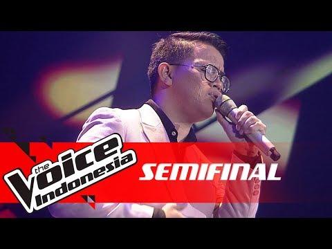 Gok - Terlalu Cinta (Rossa)   SEMI FINAL   The Voice Indonesia GTV 2018