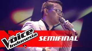 Gok - Terlalu Cinta (Rossa) | SEMI FINAL | The Voice Indonesia GTV 2018