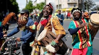 Ghana Carnival 2016 showcases sub-regional and Caribbean culture