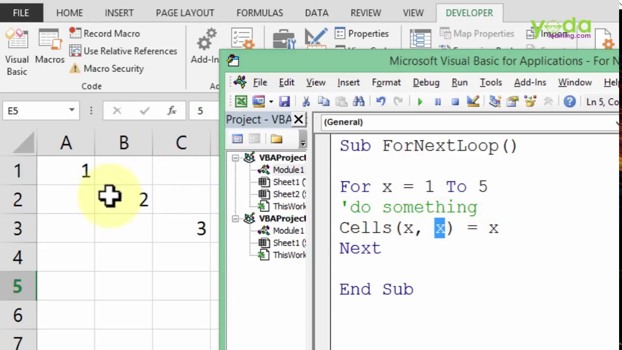 Excel VBA Online Course | Excel VBA Course | VBA Macro Tutorial