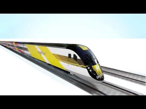 Meet Florida's New Express Train, Brightline.