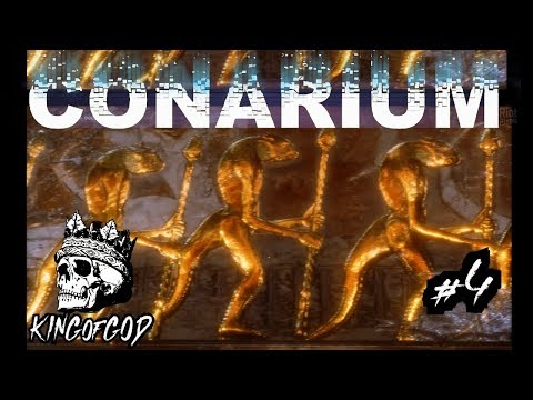 conarium| The vines are conscious! |