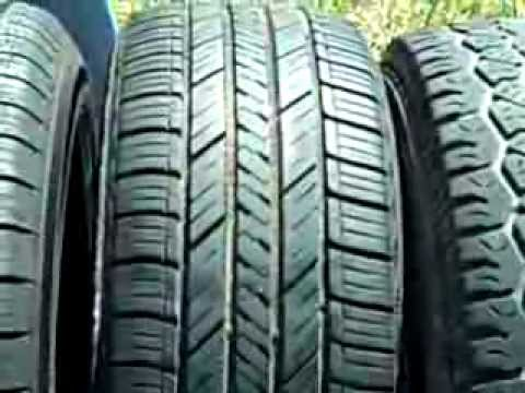 How To Choose Good Used Tires Youtube