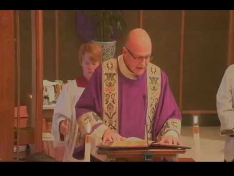 4th Sunday in Advent A  Catholic Mass at Christ the King