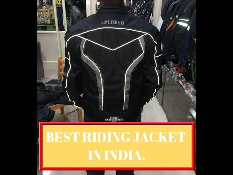 BEST RIDING JACKET TO BUY IN INDIA(non sponsored)