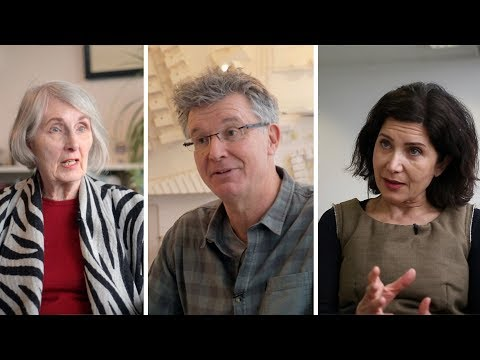 Peter Barber, Farshid Moussavi and Kate Macintosh on housing architecture