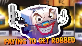RAGING MAN-CHILD OPENS OVERWATCH LOOT BOXES