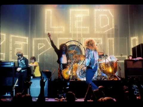 Led Zeppelin Trampled Underfoot Live Dallas 1975 Youtube