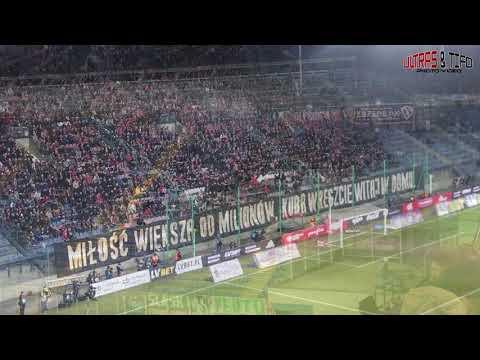 E: Wisła Kraków - Śląsk Wrocław [fans]. 2019-02-18