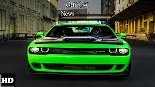HOT NEWS !!! 2019 Dodge Challenger   spec & price