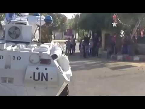 TNI disambut baik warga lebanon - United Nation
