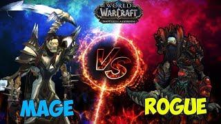 Frost Mage vs Assa Rogue | Дуэль Гладиаторов