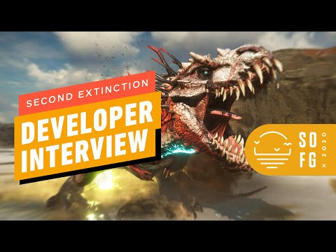 Second Extinction: 11 Minutes of Gameplay & Dev Interview | Summer of Gaming 2020