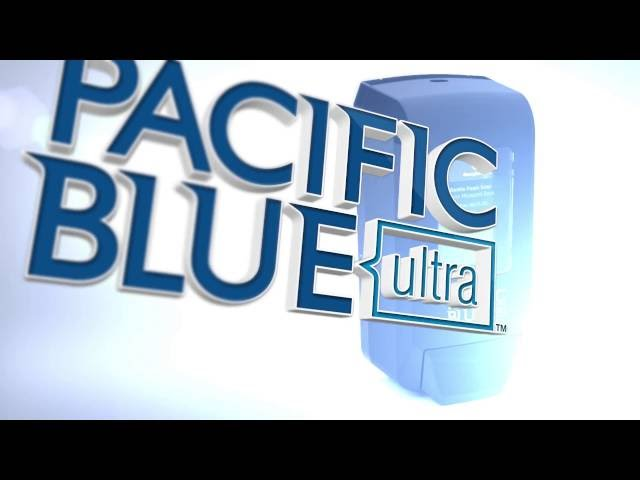 Pacific Blue Ultra™ Manual Soap Dispenser- Loading Instructions