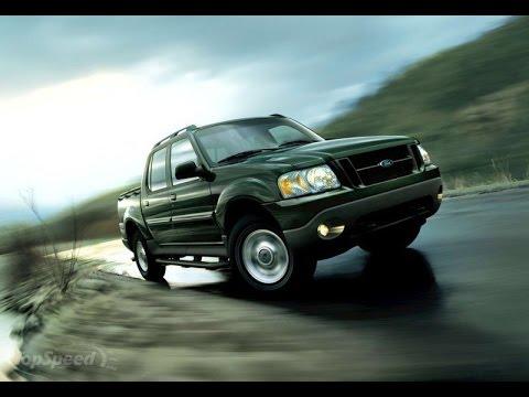 2001 - 2005 Ford Explorer Sport Trac