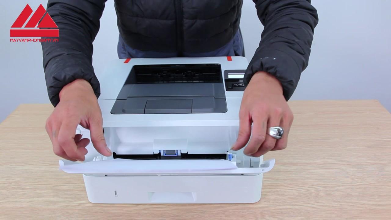 Máy in – Giới thiệu máy in HP Laserjet Pro M402D công dụng và cách dùng