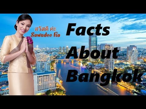 bangkok city facts did you know these amazing things