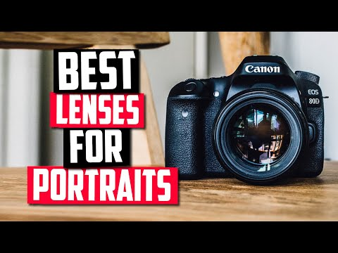 Best Lens For Portraits In 2020 [Top 5 Picks For Portrait Photography]