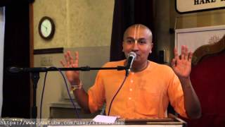 Caring for each other : HG Govind Prabhu and HG Gauranga Prabhu