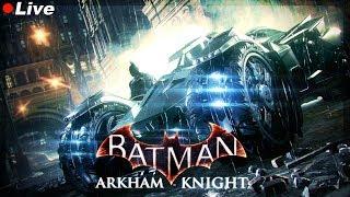 Der Kampf gegen die Stadt  ❖ Batman: Arkham Knight #02 [Live 🔴 German Deutsch]