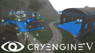 Cryengine V/5#61 Перемещение АИ персонажа (бота, НПС) по пути, анимация