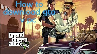How to download Gta v Pc Using Torrent clients ll Game book ll