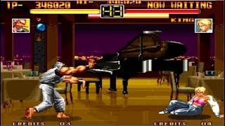 [TAS] Art Of Fighting - Mr Karate