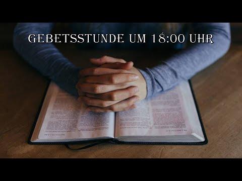 """22.01.20 Gebetsstunde """"Unsere"""